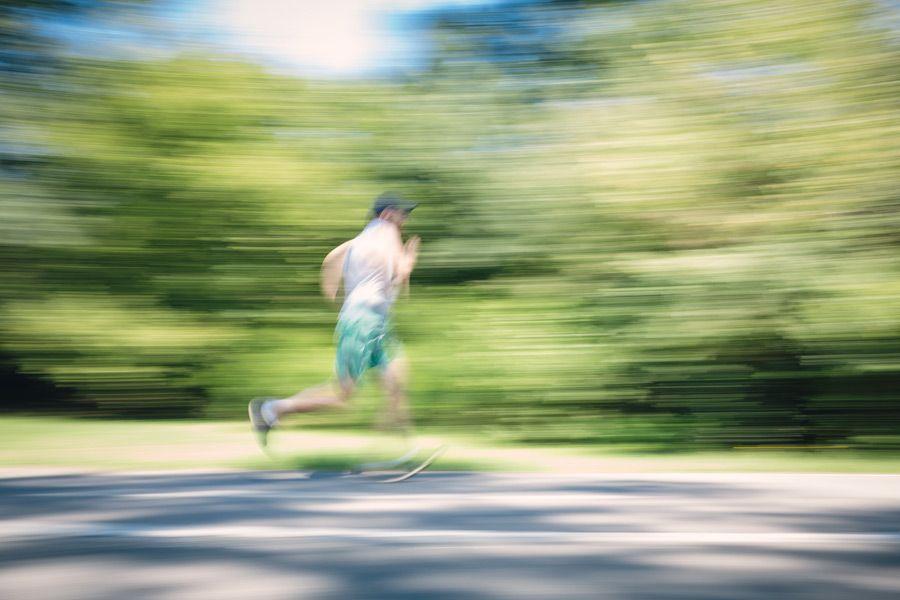 スピード感